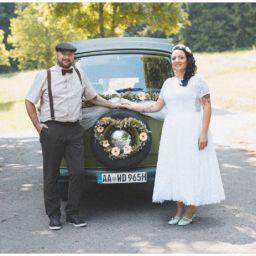 Freie Trauung von Yvonne und Walter